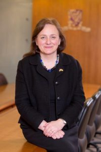 Louise Jones, University Librarian, CUHK